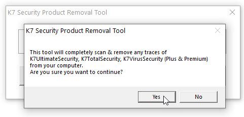 k7 removal step 2