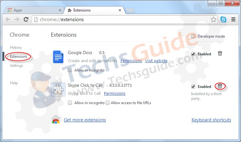 google-addons-removal-guide2