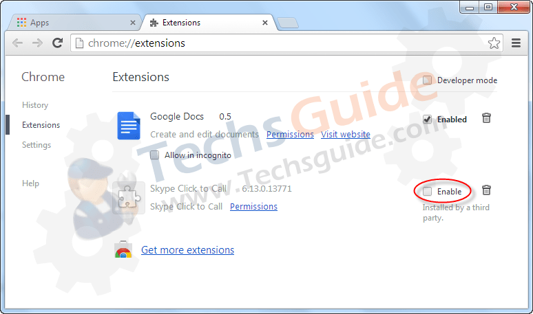 google-addons-removal-guide3
