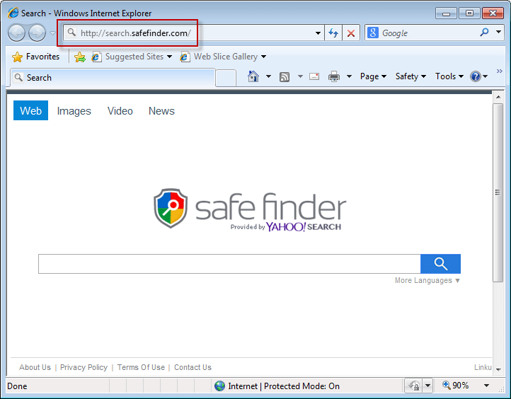 search.safefinder.com-removal-guideline