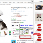 Screenshot of Ads by Mixxen Adware