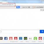Search2.searchgst.com Search Bar Screenshot