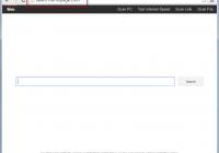 Search.funtvpage.com Sarch Bar Screenshot