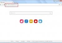 Infomoviesearch.com Search Bar Screenshot