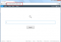Search-armor.com Search bar screenshot