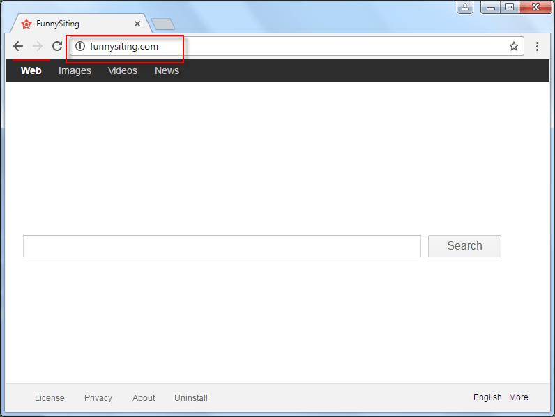 funnysiting-com-search-bar