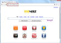 Wibeez.com Screenshot