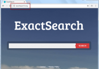 ExactSearch.org Search Bar