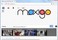 Moxigo.com Search Page