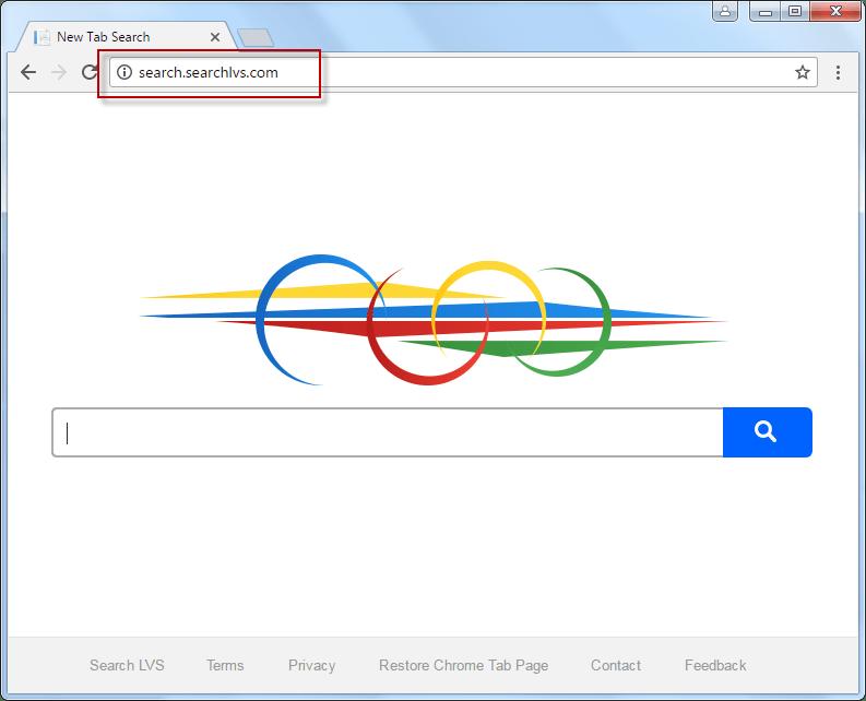 Search.searchlvs.com Search Page
