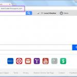 Search.searchicouponc.com Search Bar