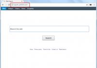 Search.yofitofix.com Homepage Image
