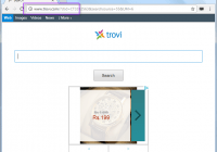 www-search.net redirect to trovi homepage