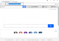 Search.yourspeedtester.com Search Bar