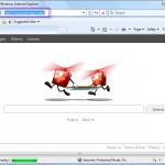 SearchGol.com search bar