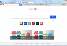 Fast PDF converter Search.searchfpdf.com remove