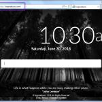 Remove Inspiratiooo.com homepage