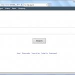Remove Search.romandos.com search bar