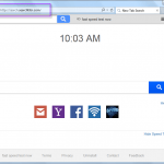 Remove Search.searchfstn.com search bar