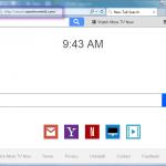 Remove search.searchwmtn2.com search bar