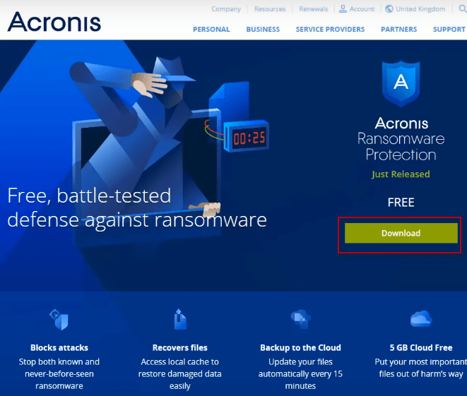 acronis-ramsomware-protection
