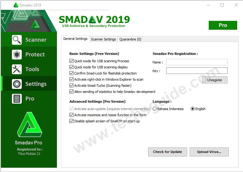 Smadav 2019 Antivirus Download (FREE Download) | TechsGuide