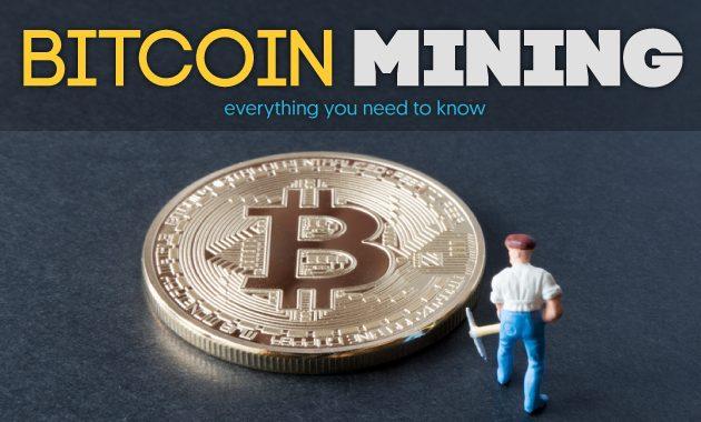 bitcoin mining details