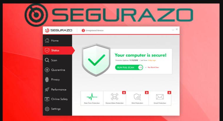 segurazo malware