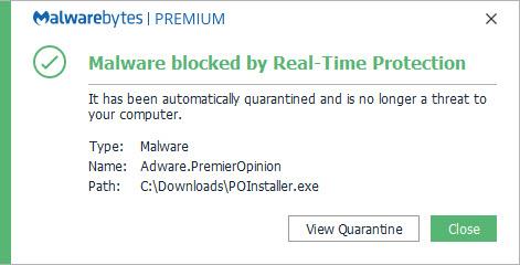 Adware.PremierOpinion