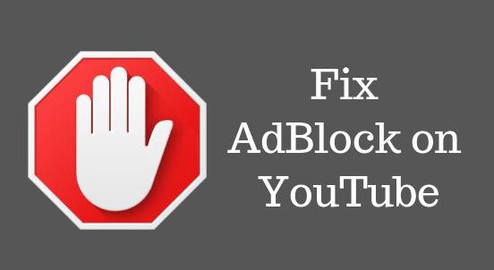 Adblock not working