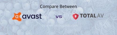 Avast vs Total AV
