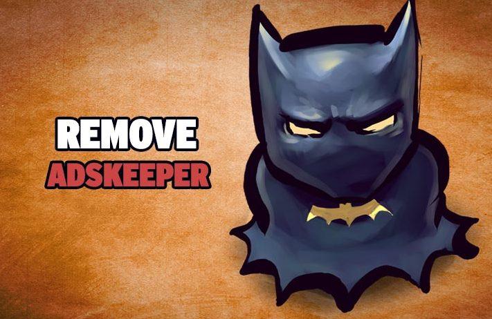 Remove AdsKeeper