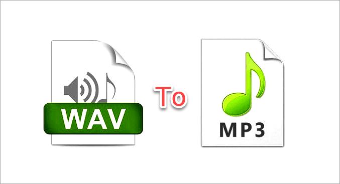 wav to mp3